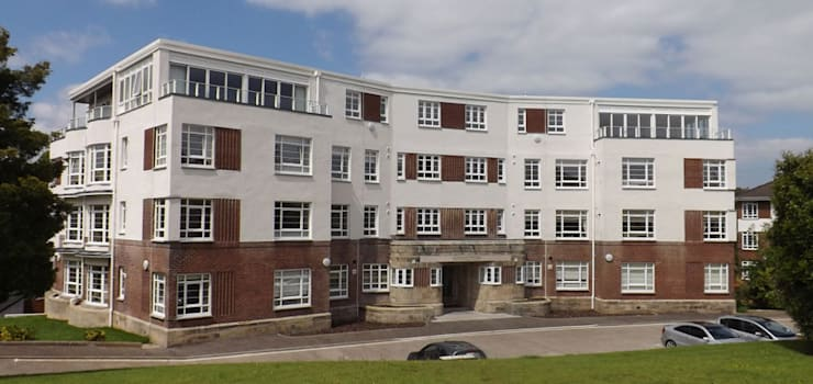 Sandringham Court 02:   by George Buchanan Architects