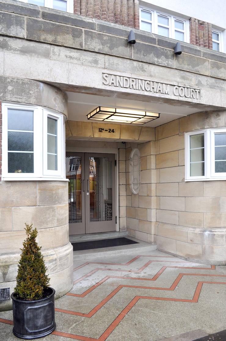 Sandringham Court 05:   by George Buchanan Architects