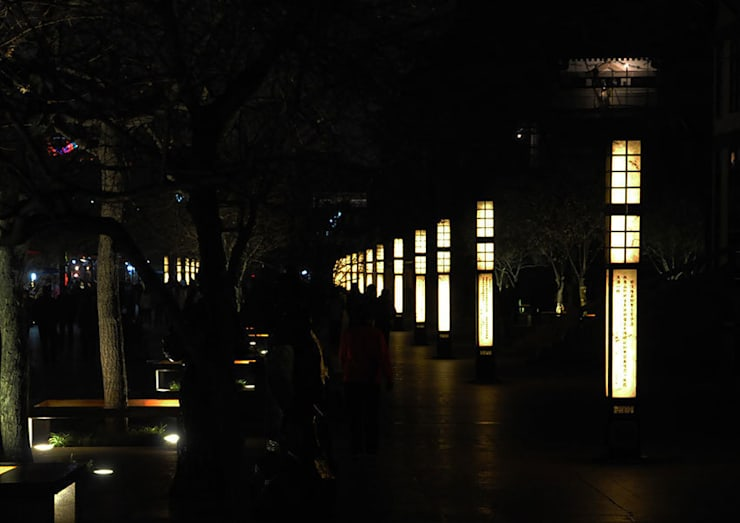 Back Lit Faux Alabaster:  Commercial Spaces by ShellShock Designs