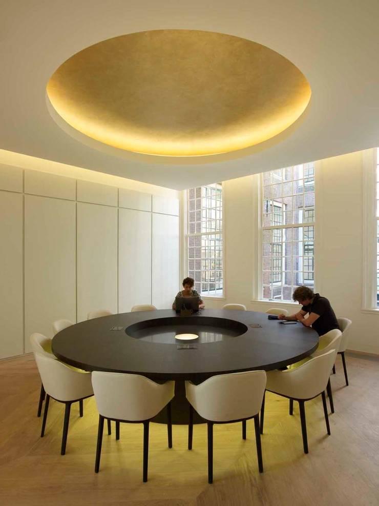 Het kabinet:  Scholen door PUUR interieurarchitecten