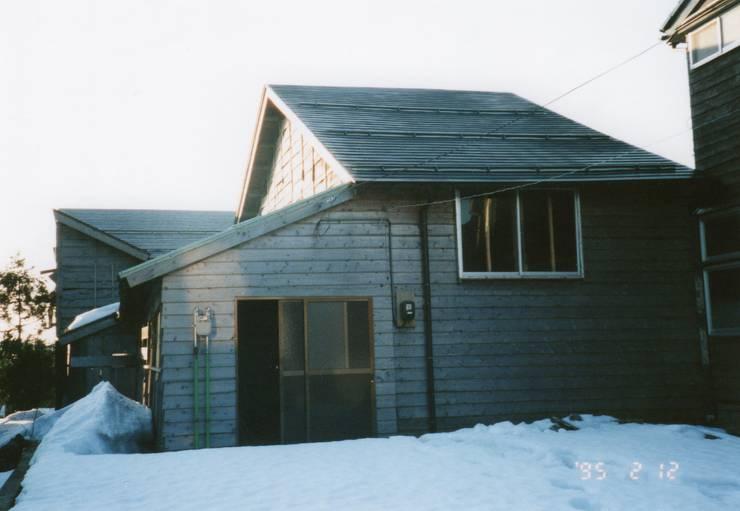 蔵囲い小屋 Before: 歌代建築設計工房が手掛けたクラシックです。,クラシック