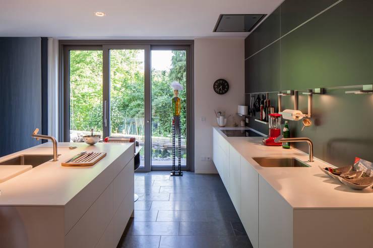 Küche:  Küche von ARCHITEKTEN BRÜNING REIN