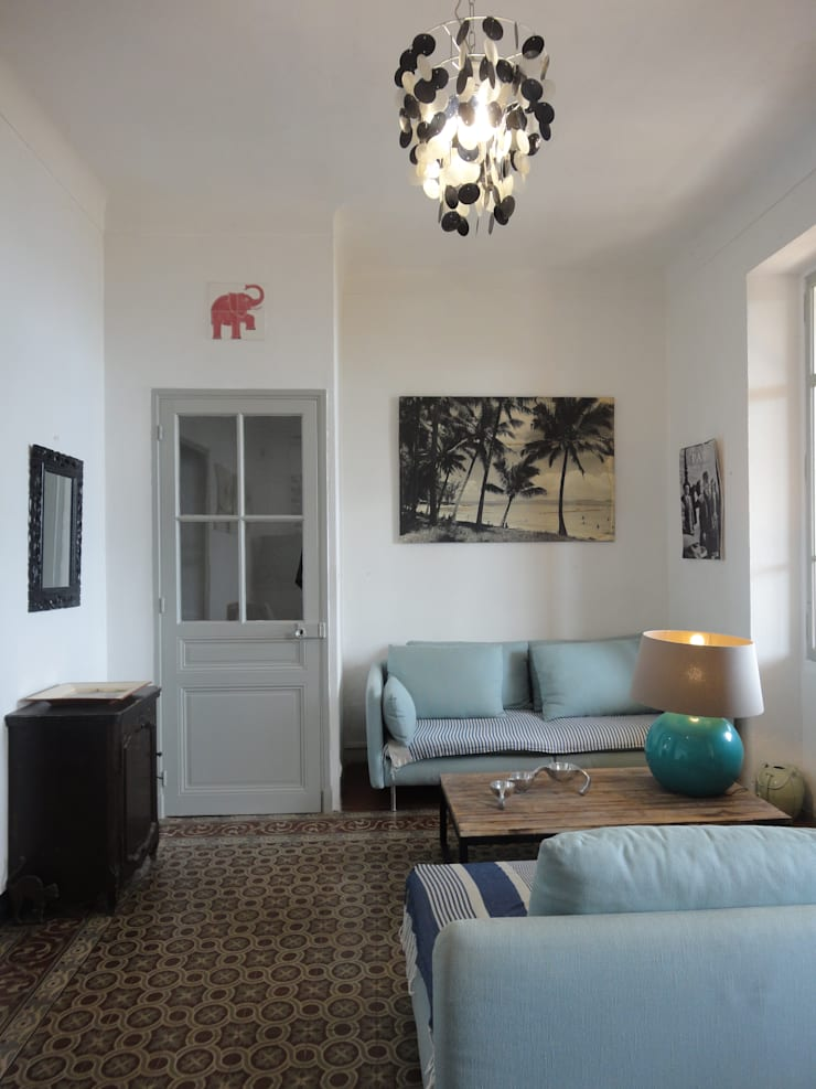 #leselephants: Salon de style  par Cocottes Studio