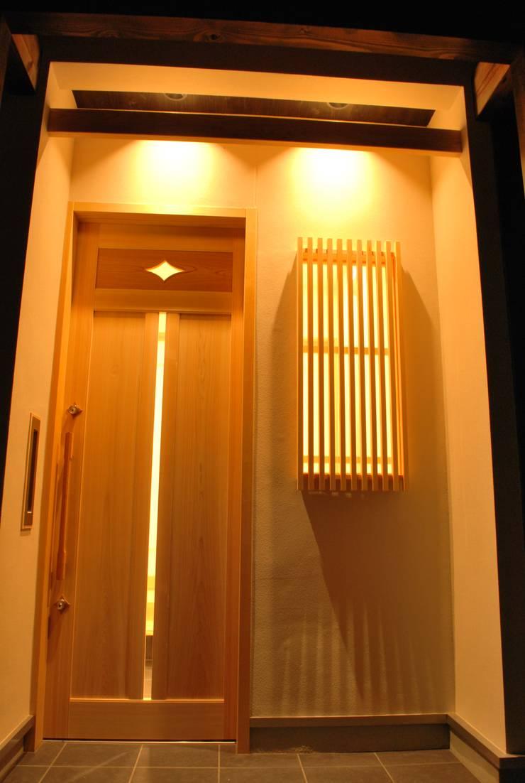 高城の家: 西川真悟建築設計が手掛けた家です。