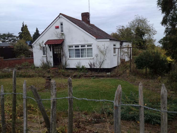 Before:  Houses by Pentangle Design
