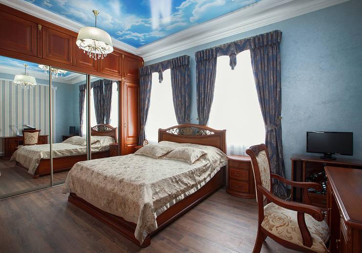 Частный дом в Ставрополе :  в . Автор – Студия дизайна Натали Хованской