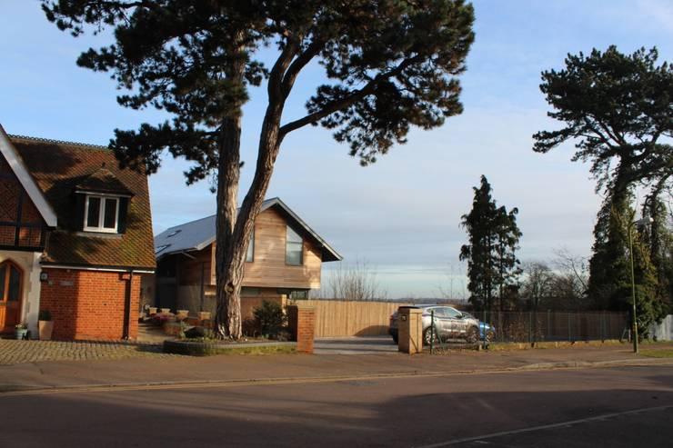 Benslow Lane, Hitchin:  Houses by Pentangle Design