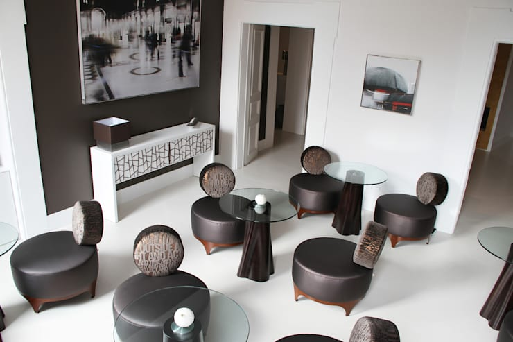 Breakfast room: Hotel in stile  di art5,