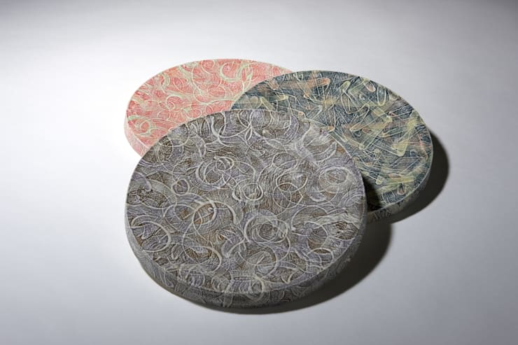 table ware - Snowy - plate(L) : 김세현의