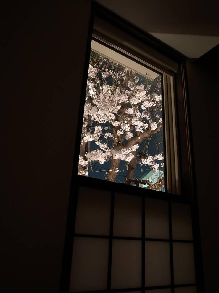 Garden by 大島功市建築研究所 一級建築士事務所, Eclectic