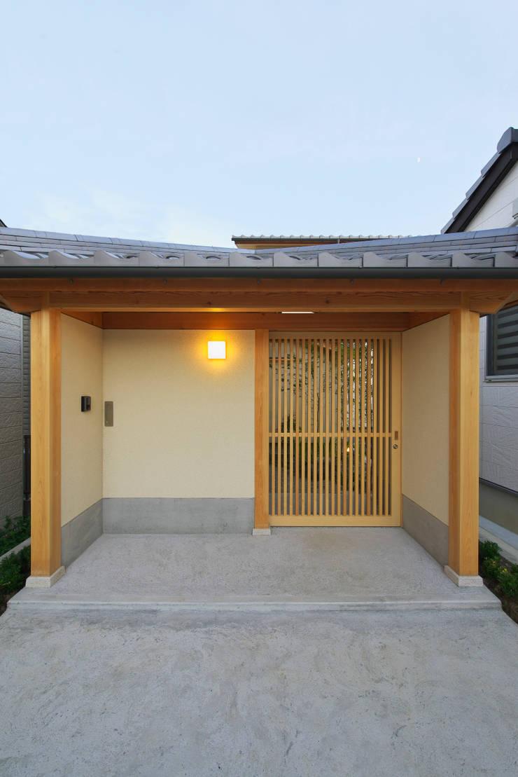 Häuser von 五藤久佳デザインオフィス有限会社, Ausgefallen