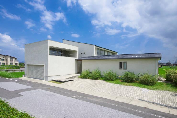 社宮司の家: 五藤久佳デザインオフィス有限会社が手掛けた家です。