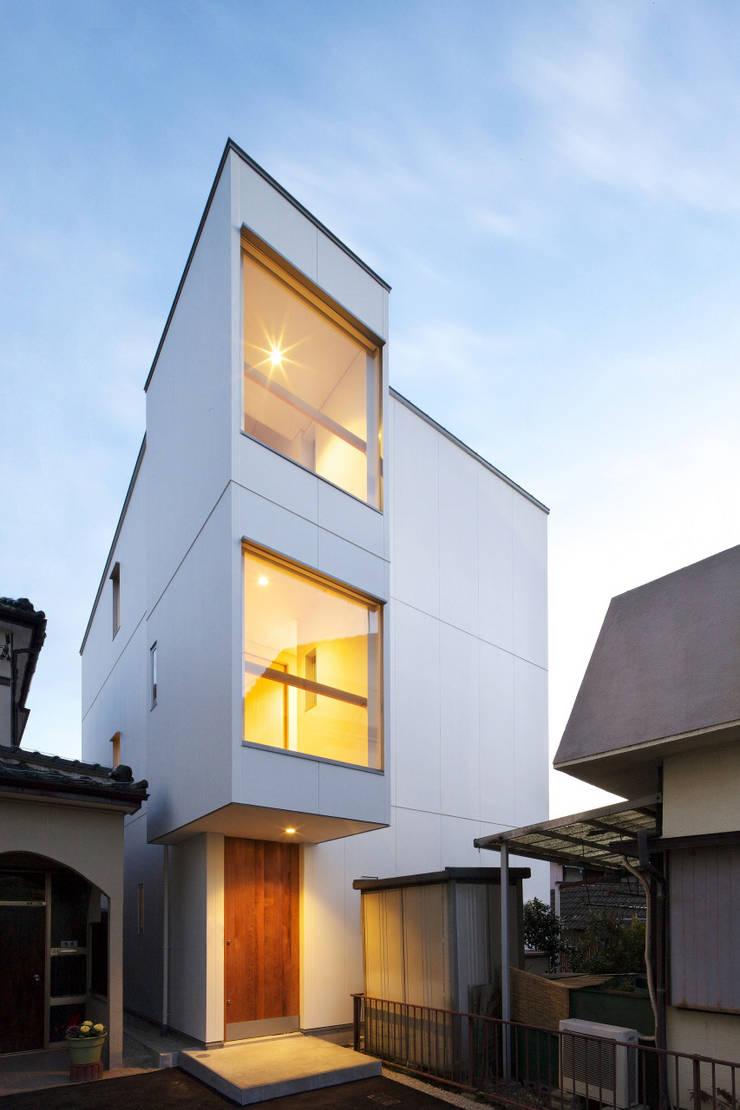 尾張旭の家 オリジナルな 家 の 五藤久佳デザインオフィス有限会社 オリジナル