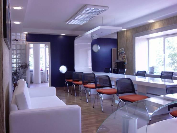 Emre Doğ Mimarlık – Pronto Tour:  tarz Ofis Alanları & Mağazalar