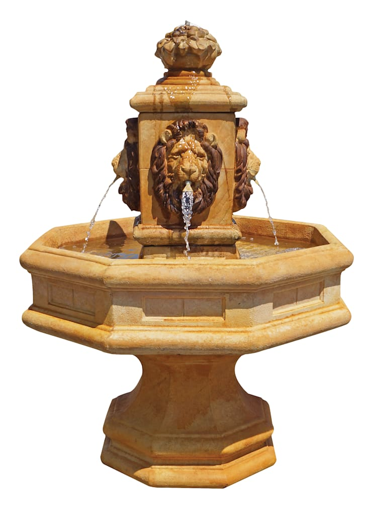 Classical Self Contained Water Fountains:  Garden by Water Garden Ltd