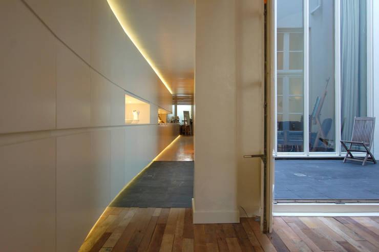 Столовые комнаты в . Автор – CUBE architecten, Модерн