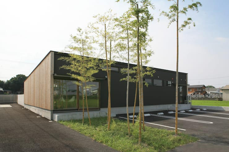さとこまき調剤薬局: 五藤久佳デザインオフィス有限会社が手掛けた家です。