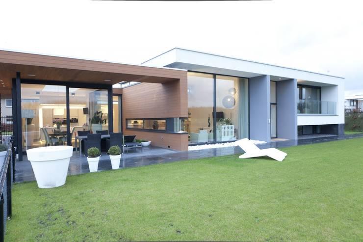 Woning K Breda:  Huizen door BB architecten