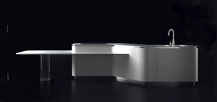 de estilo  por Vegni Design, Minimalista