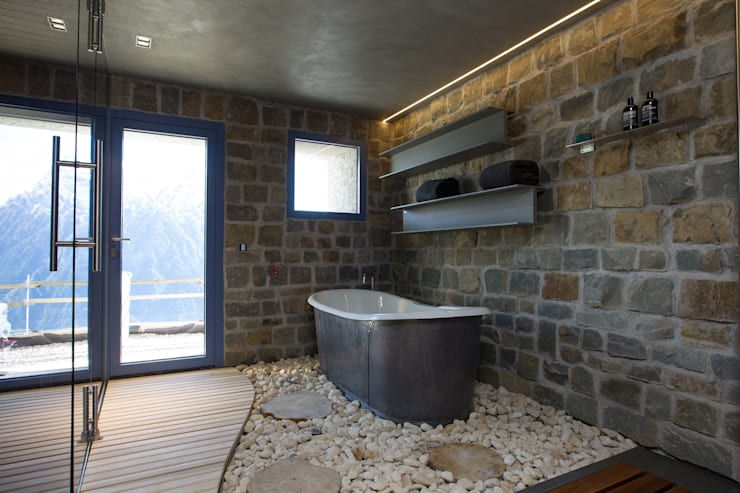 SPA: Spa in stile  di DF Design