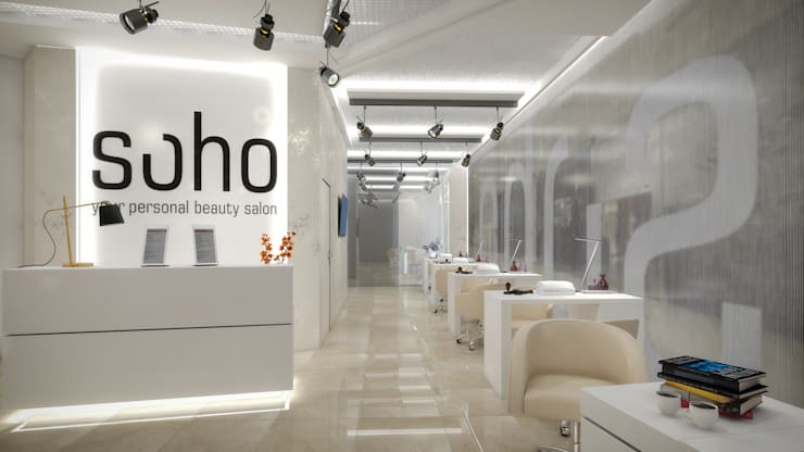 Салон красоты SOHO : Спа в . Автор – ARCHIplus