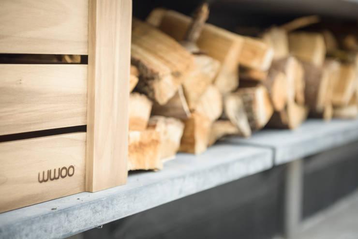 Accessoires WWOO Concrete Outdoor Kitchen Koloniale tuinen van NewLook Brasschaat Keukens Koloniaal