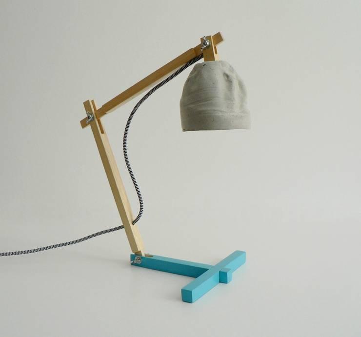 Metamorfozis blue: styl , w kategorii Pokój dziecięcy zaprojektowany przez Crea-re Studio