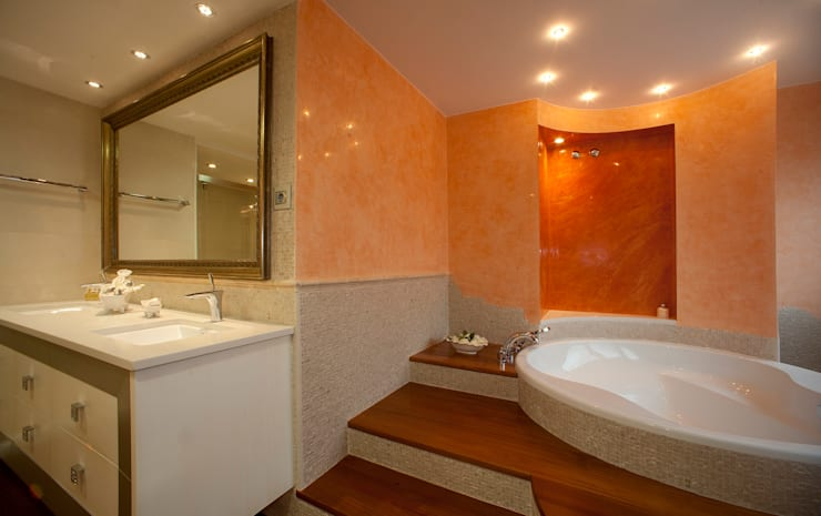 Banheiro  por Artemark Global