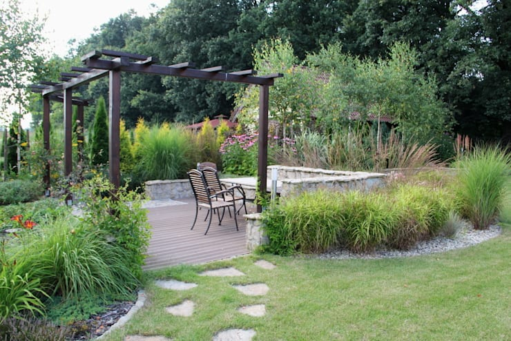 Garden Idea - Projektowanie Ogrodówが手掛けた