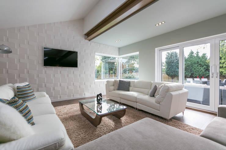 Pareti & Pavimenti in stile in stile Moderno di 3D Board
