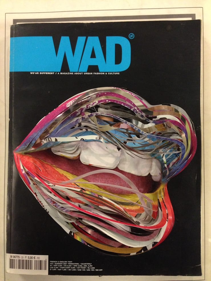 WAD MOUTH - CHRISTOPHER COPPERS:  Exhibition centres by christophercoppers