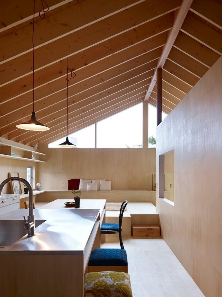 三滝の家: HANKURA Designが手掛けた家です。,オリジナル