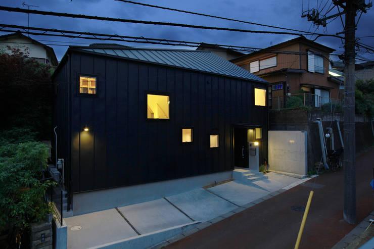 我孫子の家: 白砂孝洋建築設計事務所が手掛けた家です。