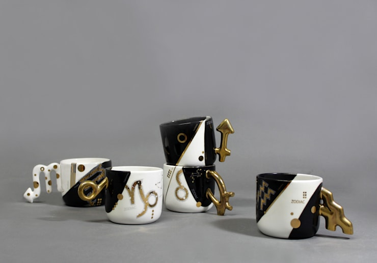 ZODIAC / Mug (M) : INCLEAR의  전시장,미니멀
