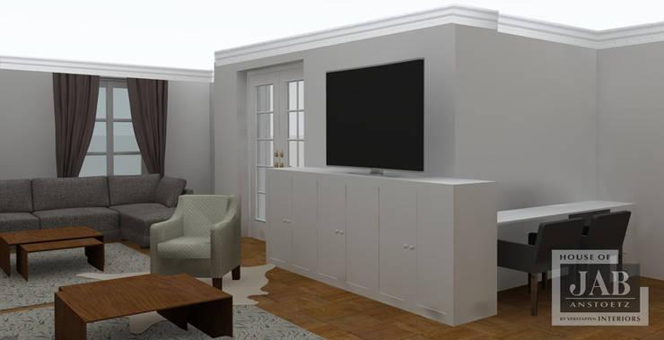 3D verschillende opties 1:   door House of JAB by Verstappen Interiors