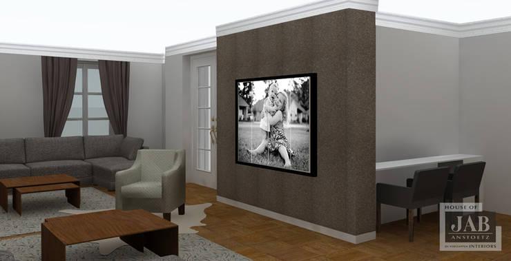 Verschillende opties 3:   door House of JAB by Verstappen Interiors