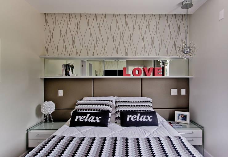 Спальня by Espaço do Traço arquitetura