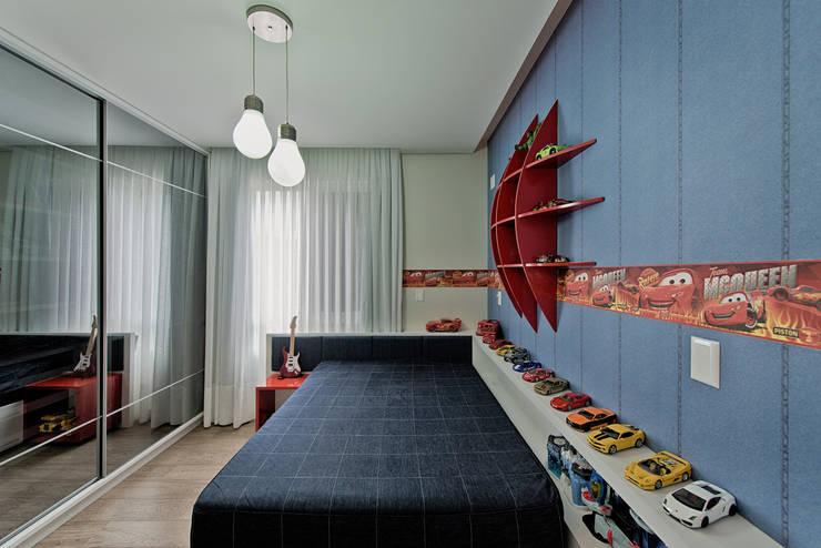 Cuartos infantiles de estilo  por Espaço do Traço arquitetura