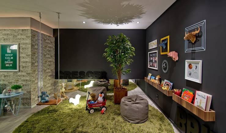 Детские комнаты в . Автор – Espaço do Traço arquitetura