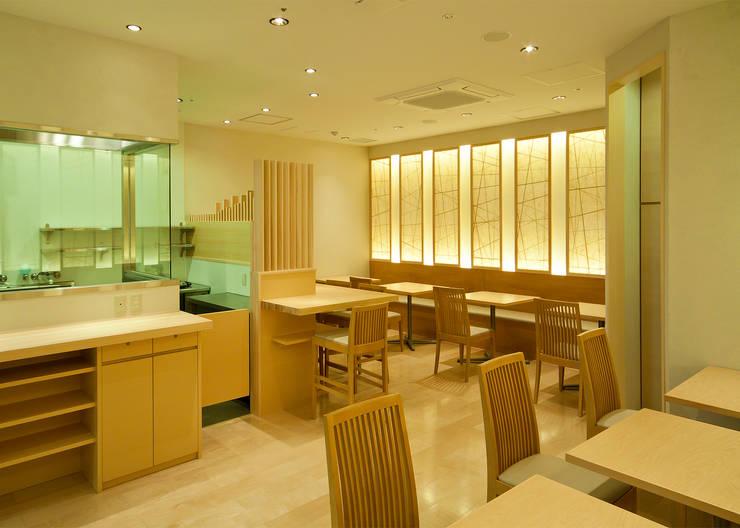 Japanese Restaurant UTAROU: INTERFACEが手掛けたレストランです。