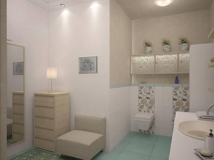 Ванная комната: Ванные комнаты в . Автор – Арте, Минимализм