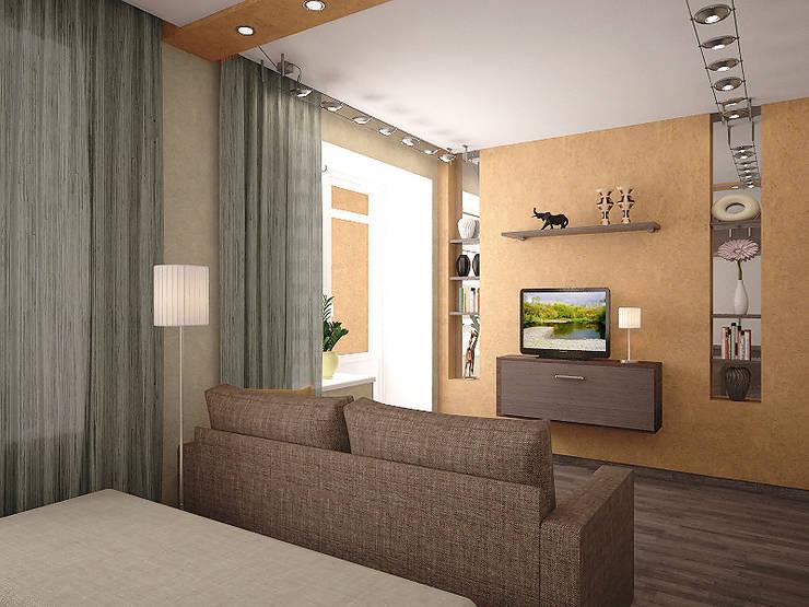 Спальня: Спальни в . Автор – Арте