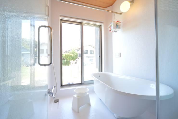 .: 齋藤正吉建築研究所が手掛けた浴室です。