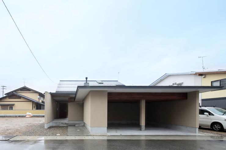 古川町の家: 深山知子一級建築士事務所・アトリエレトノが手掛けた家です。