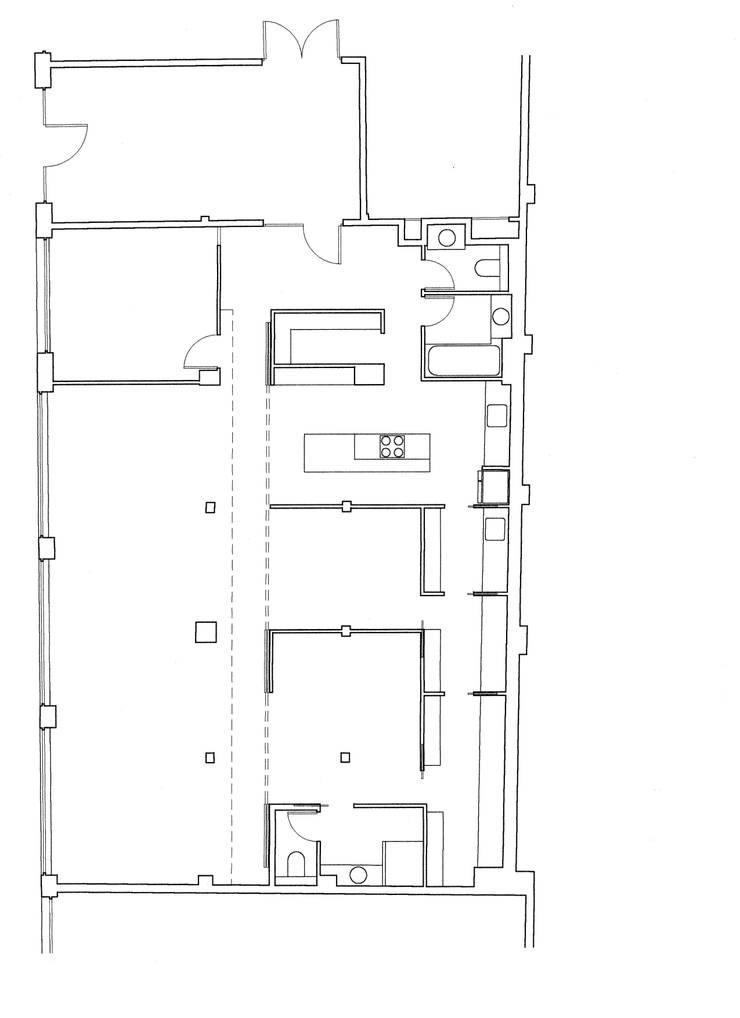 Loft à Paris:  de style  par gory architecte
