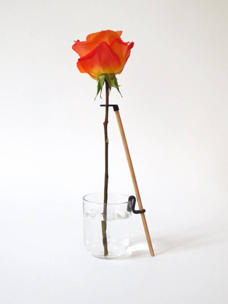 """Soliflore """"Stick"""" - Objets imprimés: Maison de style  par Jean-Baptiste Ricatte Designer"""