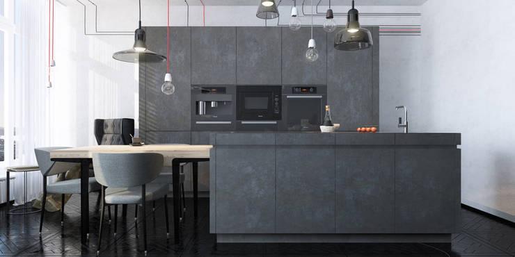 кухня: Кухни в . Автор – Tatiana Shishkina
