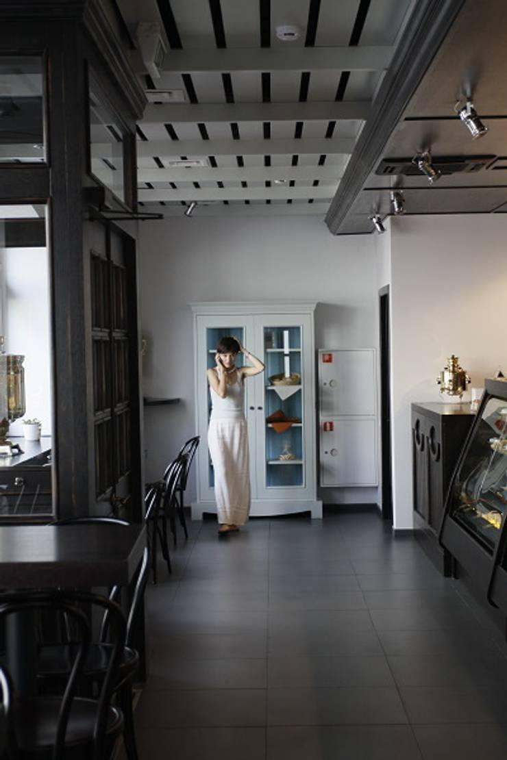 Кафе ЖАТЭ: Офисные помещения и магазины в . Автор – Fineobjects
