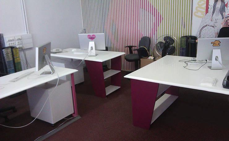 Редакция журнала COSMO: Офисные помещения и магазины в . Автор – Fineobjects