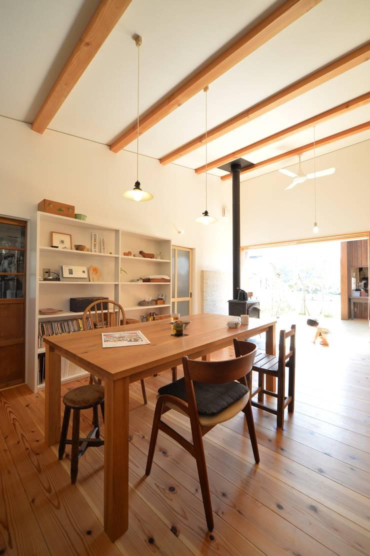 .: 齋藤正吉建築研究所が手掛けたリビングです。